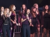 The showcase included a performance by the Pipettes, an all female a capella group. <em>EMMA HARRIS/THE STATESMAN</em>