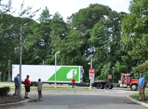 Container Delivery 1