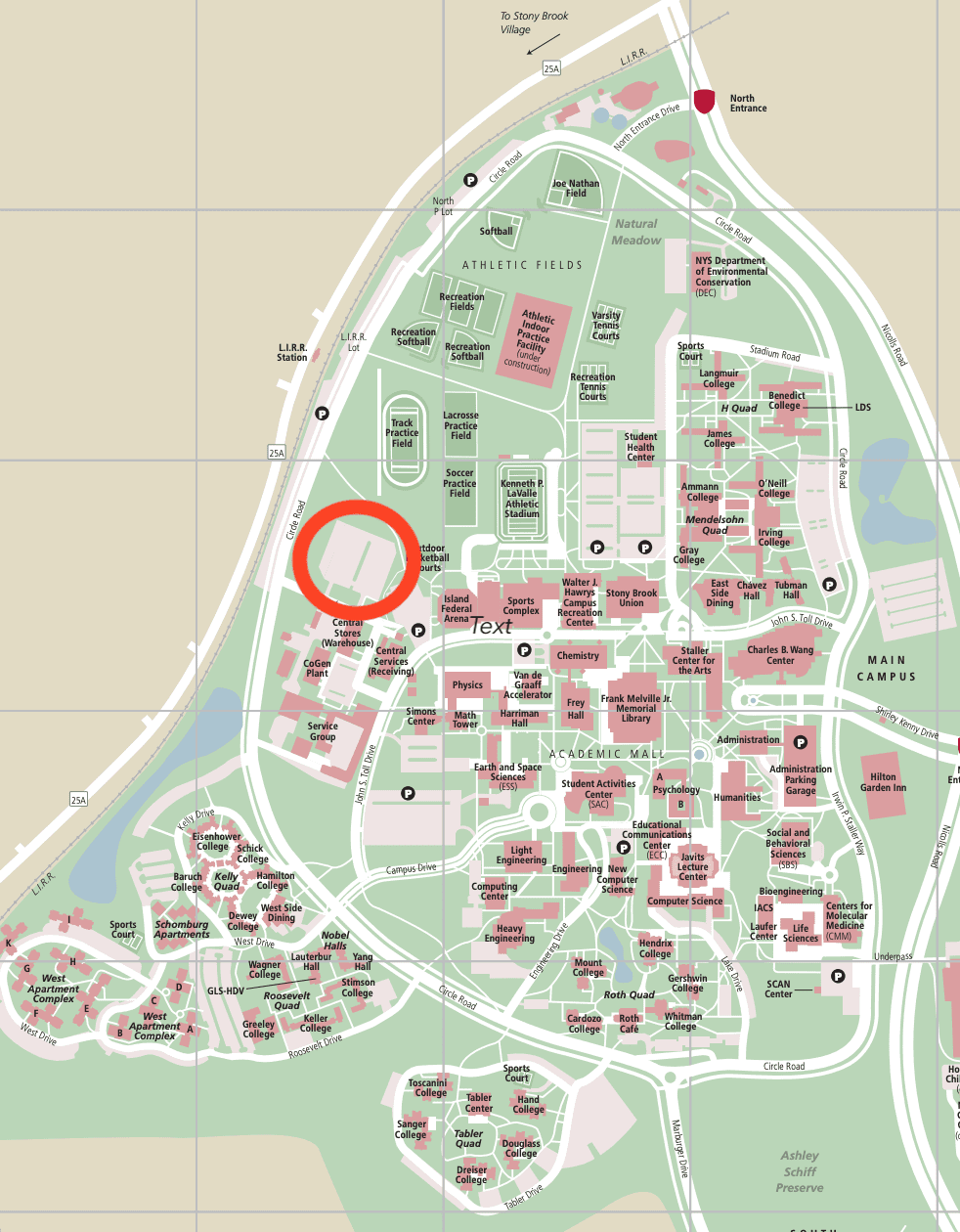 campus map stony brook Gym Road Map Pc Stony Brook University The Statesman campus map stony brook